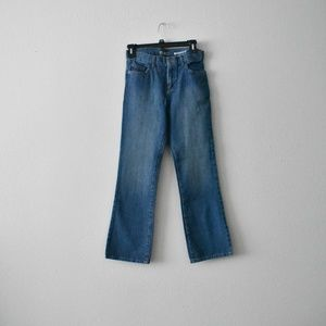 Girls Bootcut Jeans Childrens Place size 12